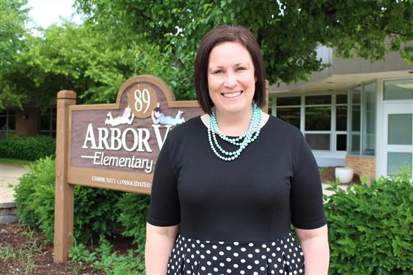 Emily Burnett selected as the next principal of Arbor View Elementary School