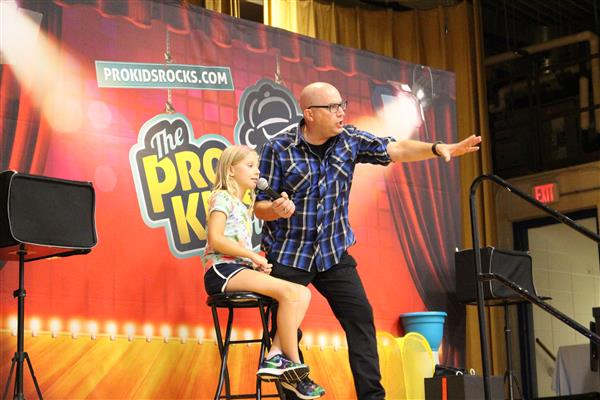 All CCSD 89 families invited to free Pro-Kids show on August 22