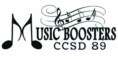 CCSD 89 Music Boosters begin membership drive