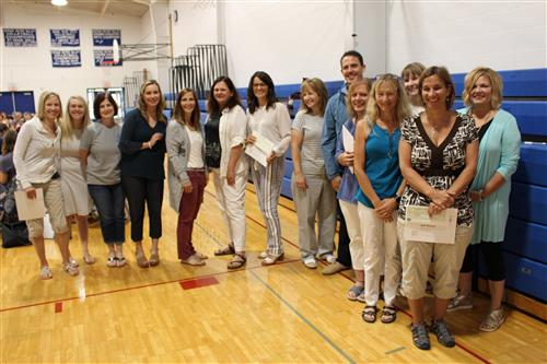 pep foundation awards 14 staff members with grants for innovative
